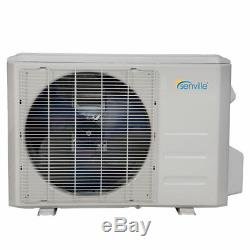 12000 BTU Concealed Duct Mini Split Air Conditioner and Heat Pump VRF