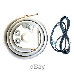 12000 BTU Mini Split Air Conditioner Heat Pump Ductless 115V INNOVAIR 18 SEER