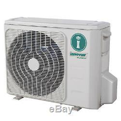 12000 BTU Mini Split Air Conditioner Heat Pump Ductless 115V INNOVAIR 19 SEER