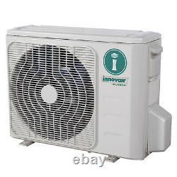 12000 BTU Mini Split Air Conditioner Heat Pump Ductless 230V INNOVAIR 19 SEER