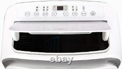 12000 BTU Portable Air Conditioner 115-Volt with Dehumidifier Aurora