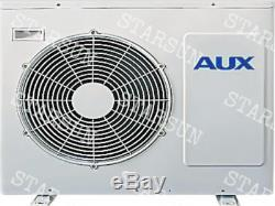 12,000 BTU AC Air Conditioner, Heat Pump Mini Split 220V 1 ton WithKIT & WIFI