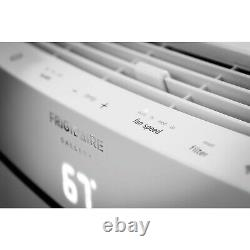 12,000 BTU Cool Connect Smart Window Air Conditioner with Wi-Fi Control in White