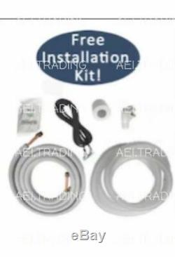 18000 BTU Ductless AC Mini Split Heat Pump Air Conditioner