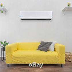 18000 BTU Mini Split AC Ductless Air Conditioner and Heat Pump ENERGY STAR
