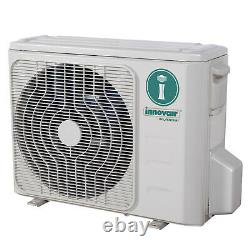 18000 BTU Mini Split Air Conditioner Heat Pump Ductless 230V INNOVAIR 19 SEER