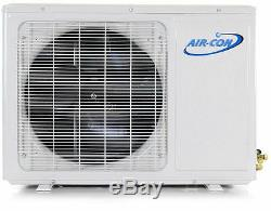 18,000 BTU Ductless Mini Split Air Conditioner Heat Pump 18 SEER AC Unit Air-Con