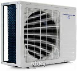 21 SEER 24000 BTU Ductless AC Mini Split Air Conditioner Hyper Heat Pump 220 v
