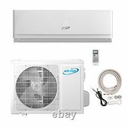 24,000 BTU Air-Con Ductless Mini Split Air Conditioner Heat Pump 21 SEER 220 V