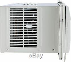 25000 BTU Window Air Conditioner with 16000 BTU Heater, 1500 Sq. Ft. Home AC Unit