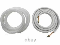 25 SEER 9000 BTU Ductless AC Mini Split Air Conditioner Hyper Heat Pump 220v