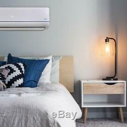 27000 BTU Tri Zone Ductless Mini Split Air Conditioner and Heat Pump SEER 23