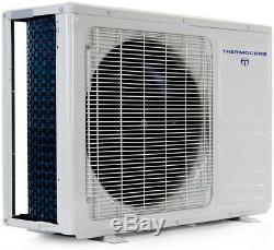 30000 BTU Ductless Air Conditioner, Heat Pump Mini Split 2.5 TON / 30,000 BTU