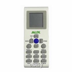 36000 BTU AUX Air Conditioner INVERTER Duckless Heat Pump 230V WiFi 25ft
