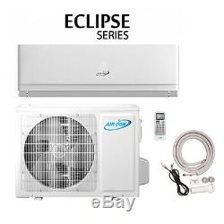 36,000 BTU Ductless Mini Split Heat Pump Air Conditioner 18 SEER