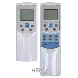 45000 BTU Quad Zone Ductless Split Air Conditioner Heat Pump 9000 + 12000 x 3