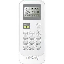 $599 Hisense 12,000 Btu Portable AC Air Conditioner with I-Feel Remote like LG