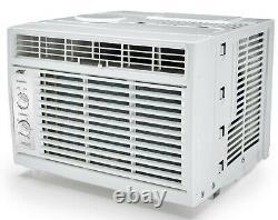5,000 BTU 115V Arctic King Mechanical Window Air Conditioner, WWK05CM01N