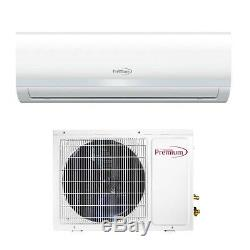 9000 BTU Air Conditioner Mini Split AC System Ductless COLD ONLY 220V/60HZ