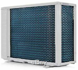 9,000 BTU Hyper Heat Pump Ductless Mini Split Air Conditioner 27.5 SEER Air-Con
