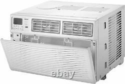 AMANA 8,000 BTU 115 V 3-Speed Window Air Conditioner with Remote Control