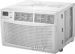 Amana 6,000 BTU 3-Speed Window Air Conditioner with Remote