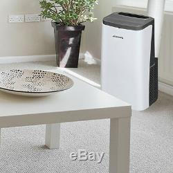 Avenger Portable Air Conditioner With Heater and Remote Control 12,000 BTU