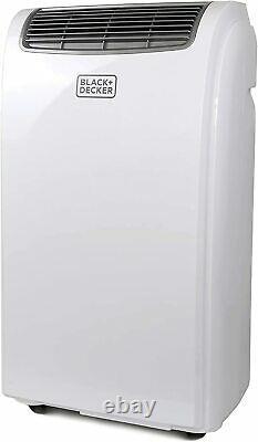Black + Decker BPACT08WT Portable Air Conditioner, 8,000 BTU