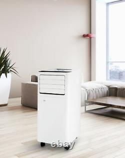 Cool-Living 3,800 BTU (8,000 BTU ASHRAE) 115-Volt Portable 3-in-1 Air Conditione