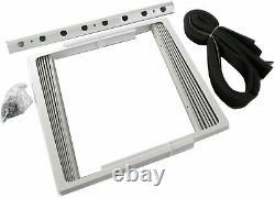 Cool Living LS-WAC5 5000 BTU 150 Sq. Ft. Window Mount Room Air Conditioner