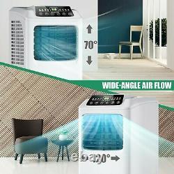 Costway 8,000 BTU Portable Air Conditioner & Dehumidifier Function Remote