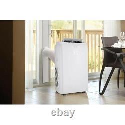 Danby 10,000 BTU Portable Air Conditioner Dehumidifier Fan DPA100E1BDB