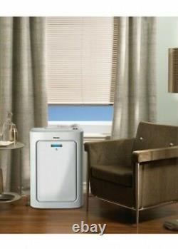 Danby 8000 BTU Portable Air Conditioner Dehumidifier with Remote DPAC8KDB 8K AC