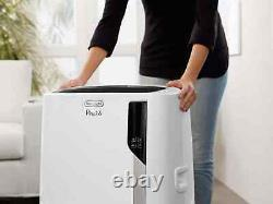DeLonghi Pinguino 12,000 BTU (7,200 BTU DOE) Portable Air Conditioner with Heat