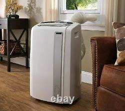 De'Longhi Pinguino 14,000 BTU ASHRAE Portable Air Conditioner with Heat