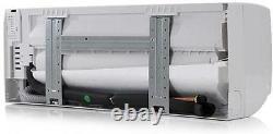 Dual 2 Zone Ductless Mini Split Air Conditioner AC Heat Pump 12000 24000 BTU