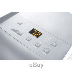 EdgeStar AP13500G 13,500 BTU 120V Portable Air Conditioner - Grey