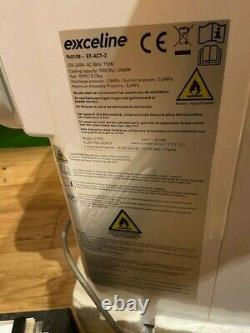Exceline French Portable Air Conditioning Unit 9000BTU 2.06kW Remote Class A
