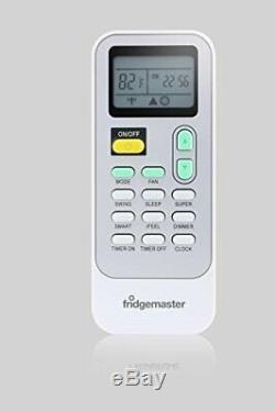 Fridgemaster 10,000 BTU Portable Air Conditioner, 300 SQ FT, White