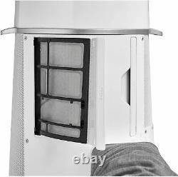 Frigidaire 12,000 BTU Portable Air Conditioner with Wi-Fi, White