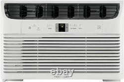 Frigidaire 8000 BTU Wi-Fi Window Air Conditioner, 350 Sq Ft Smart Energy AC Unit