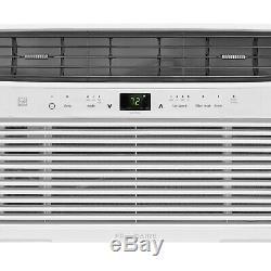 Frigidaire 8000 BTU Window Air Conditioner, 400 Sq Ft Energy Star AC Unit Remote