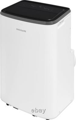 Frigidaire 8,000 BTU 115-V Portable Air Conditioner with Remote, White