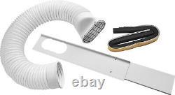 Frigidaire 8,000 BTU Portable Air Conditioner with Remote, 350 SqFt Window AC Unit