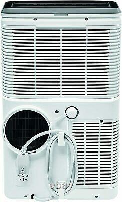 Frigidaire 8,000-BTU Portable Air Conditioner with Remote, FHPC082AB1