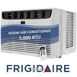Frigidaire FFRE053WAE 5,000 BTU Window-Mounted Room Air Conditioner