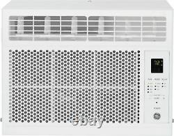 GE 250 Sq. Ft. 6,000 BTU Window Air Conditioner White