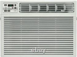 GE 8000 BTU Air Conditioner with 3800 BTU Heater, 115V Home AC Cooling Remote Unit