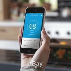 GE 8000 BTU Smart Window Air Conditioner, 350 SqFt Home WiFi 115V AC Unit