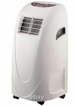 Global Air 10000 BTU Portable Air Conditioner, Dehumidifier Fan With Remote